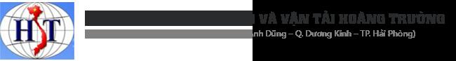 Công ty TNHH Xây Dựng và Vận Tải Hoàng Trường